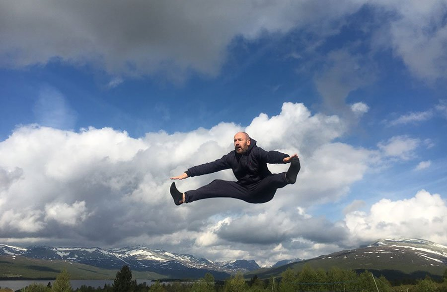 Anthony Jumping - Norway